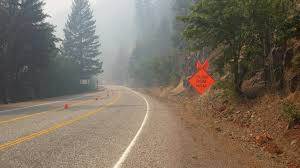 Wildfire Evacuation Levels by Umpqua North Complex Evacuation Order Remains In Effect As