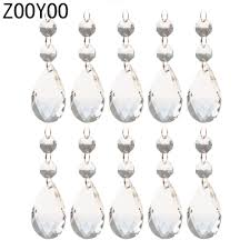 Teardrop Crystals Chandelier Parts Online Get Cheap Lamp Teardrop Aliexpress Com Alibaba Group