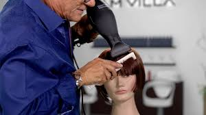 Can You Get Hair Extensions For Bangs by How To Train Your Bangs Removing Cowlicks In The Fringe