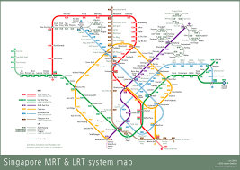 Atlanta Marta Train Map by Wonderful 20 Mrt Maps Of Singapore Mrt Network Map Smrt Map