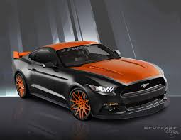 2015 ford mustang to take sema by storm with over 12 custom