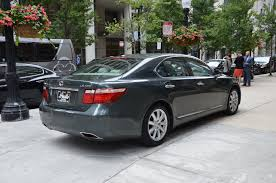 lexus sedan 2007 2007 lexus ls 460 stock 50741 for sale near chicago il il