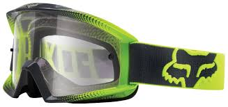 goggles motocross fox racing main race 2 goggles revzilla