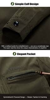 jeep rich spring autumn thin jacket waterproof business casual