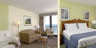 Comfort Suites Va Beach Capes Hotel Virginia Beach Oceanfront Resort King Suite Room