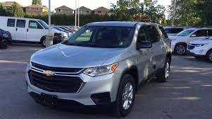 chevrolet traverse ls 2018 chevrolet traverse ls silver ice metallic roy nichols motors