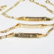 baby gold bracelet with name new 14k gold filled pulsera de azabache baby bebe bracelet free