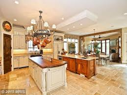 Island In Kitchen Ideas Country Kitchen With Crown Molding U0026 Kitchen Island In Bethesda