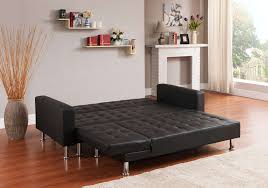 Leather Corner Sofa Beds by Black Orlando 3 4 Seats Leather Corner Sofa Bed Furniturebox