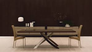 Dining Room Table Contemporary Modern Dining Room Table Gen4congress Intended For