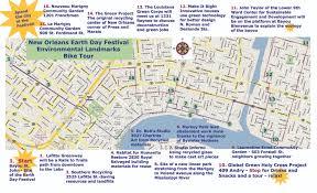 New Orlean Map by 2011 Earth Day New Orleans Earth Day Festival U0026 Solar Derby