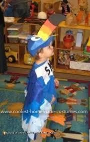 Captain Crunch Halloween Costume Diy Toucan Sam Halloween Costume Feather Boa Scarf