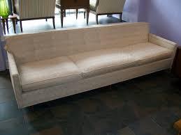 Tufted Vintage Sofa by Mid Century Modern Vintage Sofa An Orange Moon Uber Hip