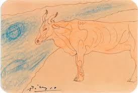 epph picasso u0027s portrait of a and a bull