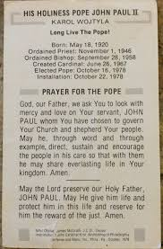 wedding quotes paul ii pope paul ii tom perna