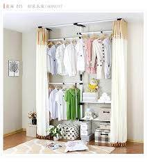 Cloth Closet Doors How To Frame A Closet By Frame Closet Doors