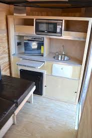 cer trailer kitchen ideas 15 best images about cer remodel on compact kitchen