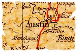 Austin Texas Map by Austin Texas On An Old Torn Map From 1949 Isolated Part Of