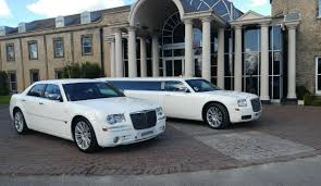 chrysler car white men in white limousines u2013 stretch limo hire yorkshire
