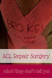 My Knee Hurts When I Go Down Stairs by Acl Repair Surgery What They Don U0027t Tell You And My Recovery
