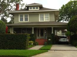 craftsman home designs sloped roof with modern mix house keralahousedesigns twin plan