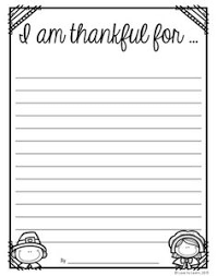 what are you thankful for creative thinking activities thankful