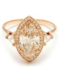 marquise halo engagement ring marquise cut engagement rings martha stewart weddings