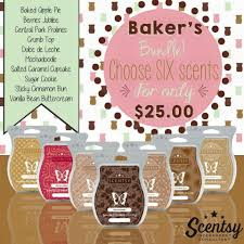 Jubilee Kitchen Wax Where To Buy by The Baker U0027s Bundle Six Pack 25 Scentsy Family Pinterest Six