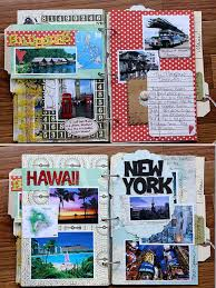 travel photo album best 25 scrapbook travel album ideas on photo album