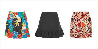 summer skirts 9 best mini skirts in 2017 denim leather and floral mini skirts