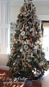 how to add ribbon to a tree ribbons trees
