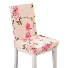 Polyester Chair Covers Dining Room Polyester Spandex Fabric Chair Covers Antifouling