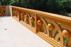wood deck stair railing ideas home design woods loversiq