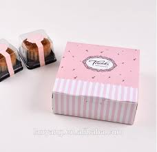 where to buy a cake box thanks square cookie boxes party wedding easter favour bomboniere