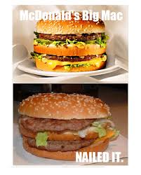 Big Mac Meme - image 247046 nailed it know your meme