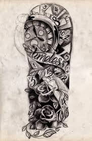 sugar skull tattoo design create your own sleeve tattoo
