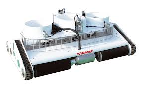 cleaning robots net cleaning robot yanmar marine