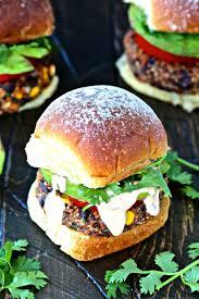 black bean u0026 quinoa veggie burgers the foodie physician