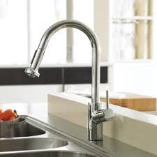hansgrohe talis s kitchen faucet hansgrohe 14877001 talis s kitchen faucet qualitybath