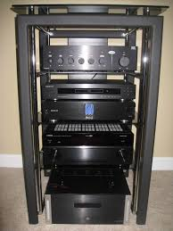 powered home theater subwoofer tegal3 u0027s home theater gallery my attic man cave 10 photos