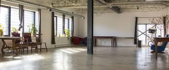Plan De Loft Rental U0026 Catering Plan Your Next Event At The Roulant Santropol