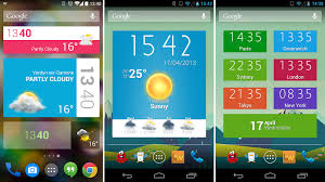 widget android 15 free android widgets you must