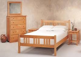 charleston platform bed frame solid hardwood twin xl u2013 vansaro me