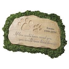 pet memorial pet memorial personalized garden colorful images