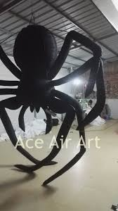 aliexpress com buy giant inflatable halloween spider inflatable