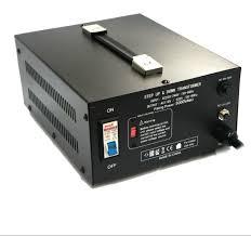 elc t 5000 5000 watt voltage converter transformer step up down