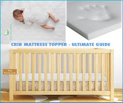 Buying Crib Mattress Best Crib Mattress Topper Buying Guide Top Picks 2018