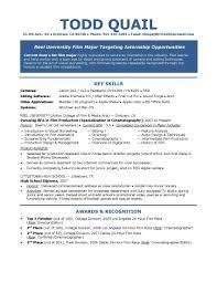 Resume Builder For Internships Google Internship Resume Sample Resume For Your Job Application