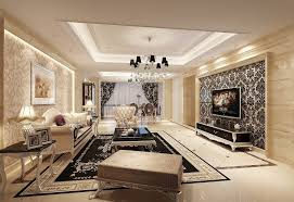 wallpaper for livingroom wallpaper style living room on design q designing for a