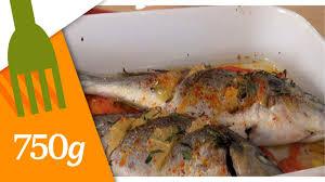 poisson à cuisiner recette de dorade au four 750 grammes